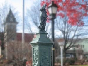 historic statue